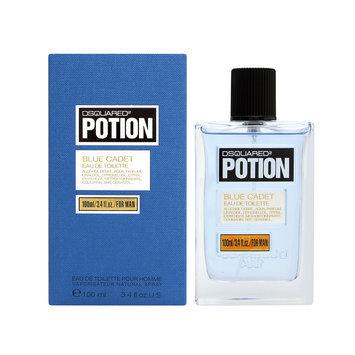 Dsquared2 Potion Blue Cadet Eau De Toilette Spray 100ml/3.4oz