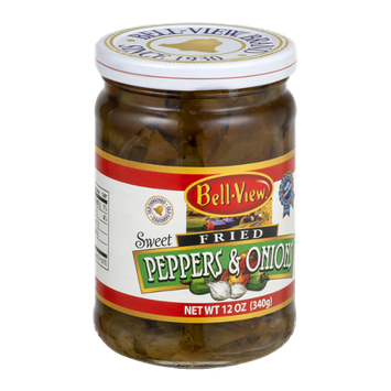 Bell-View Sweet Fried Peppers & Onions