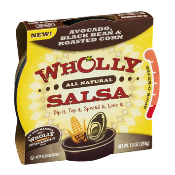 Wholly Salsa Avocado, Black Bean & Roasted Corn