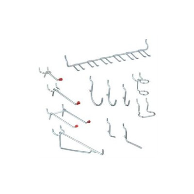 Stanley Hardware 51 Piece Pegboard Hook Assortment 819841