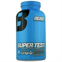 Beast Sports Nutrition 2180021 Super Test 180 Capsulessules