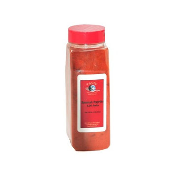 TASTE Specialty Foods Paprika, Spanish, 18-Ounce Jars (Pack of 4)