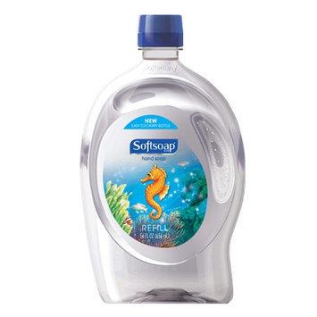 Softsoap® Liquid Moisturizing Hand Soap Refill Aquarium Series