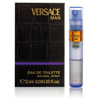 Versace Man by Versace for Men EDT Vial Spray