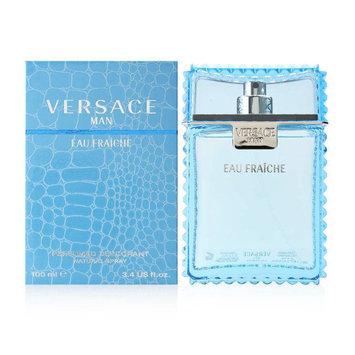 Versace Man Eau Fraiche by Versace - 3.4 oz Deodorant Spray for Men