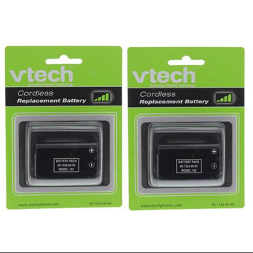 VTech Vtech 89-1324-00 (2-Pack) Telephone Batteries