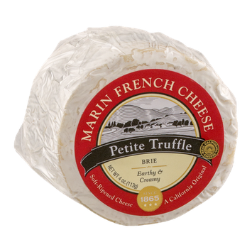 Marin French Cheese Petite Truffle Brie