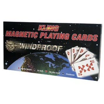 Kling Magnetics Playing Cards - Complete Game Set Ages 5+, 1 ea