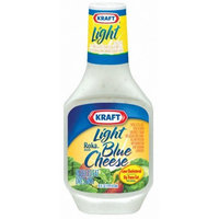 Kraft Foods Kraft Dressing, Light Roka Blue Cheese Reduced Fat Dressing, 16-Ounce Bottles (Pack of 6)