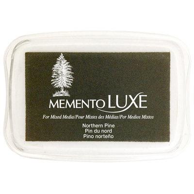 Tsukineko Inc. Tsukineko Memento Luxe Full Size Inkpad Northern Pine