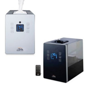 Heaven Fresh HF 710-Black Digital Ultrasonic Cool & Warm Mist Humidifier with Aroma Function