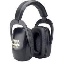 Pro Ears Pro-Ears Ultra Passive 28 Shooting Hearing Protection Headset - Black PE-28-U-B Black
