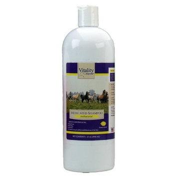 Vitality Equine Medicated Shampoo (32 oz.)