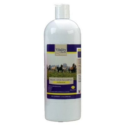 Vitality Equine Medicated Shampoo (32 oz.)