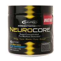 MuscleTech Neurocore Super Concentrated Pre-Workout Stimulant
