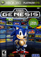Sega Sonic's Ultimate Genesis Col DSV