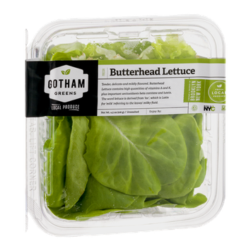 Gotham Greens Butterhead Lettuce