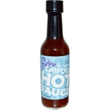 Frontera All Natural Chipotle Hot Sauce, 5-Ounce (Pack of 12)