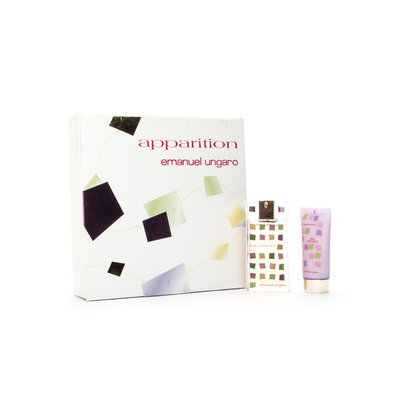Apparition by Emanuel Ungaro for Women 1.7 oz Set