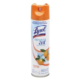 Lysol® Neutra Air® Sanitizing Spray Citrus