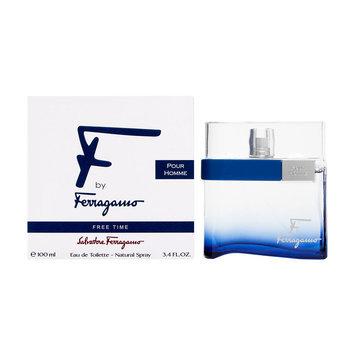 Salvatore Ferragamo F By Ferragamo Free Time Eau De Toilette Spray 30ml