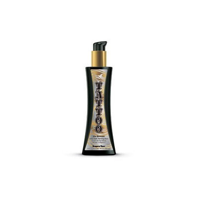 2010 Supre Tattoo 20x Bronzer Tanning Lotion 10.1 oz.