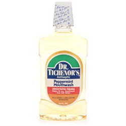 Dr. Tichenor's Antiseptic Mouthwash, Peppermint 16 fl oz