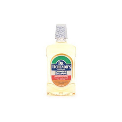 Dr. Tichenor's Antiseptic Mouthwash, Peppermint 16 fl oz