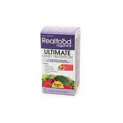 Country Life Realfood Organics Ultimate Daily Nutrition - 60 Tablets