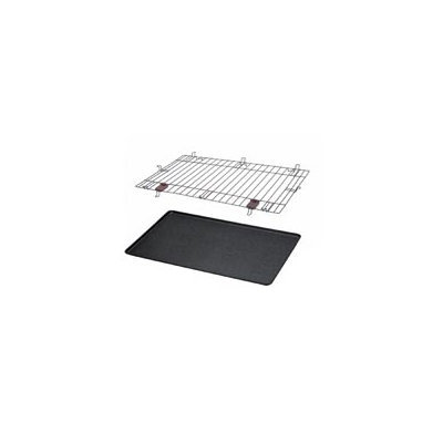 Richell Usa Richell 90-60 Wire Top and Floor Tray