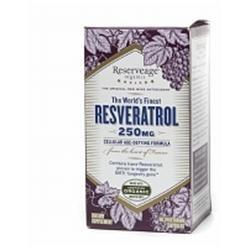 Resveratrol, 250 mg, 60 Veggie Capsules, ReserveAge Organics