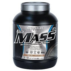 Dymatize Elite Mass Gainer - Double Chocolate - 3.3 lbs