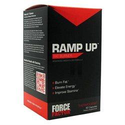 Force Factor Ramp Up Fat Burner - 60 Capsules