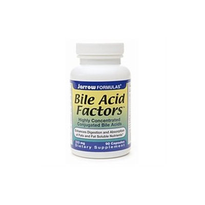 Jarrow Formulas Bile Acid Factors, 90 capsules