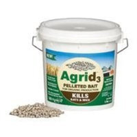 Motomco Grocery Agrid 3 Pelleted Bait Size: 5 Pound