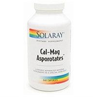 Solaray Calcium and Magnesium Asporotates, 240 ea