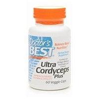 Doctor's Best Ultra Cordyceps Plus, Veggie Caps