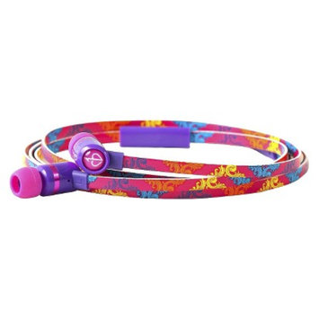 chicBuds Chic Buds LuvBuds In-Ear Headphones - Multicolored (8122420)