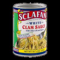 Sclafani White Clam Sauce