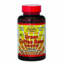 Dynamic Health Green Coffee Bean capsules 60 Vcaps