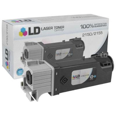 LD Compatible Dell MY5TJ / 331-0719 High Yield Black Toner Cartridge for use in the Dell 2150cdn, 2150cn, 2155cdn, 2155cn Printers