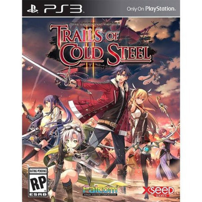 Marvelous Usa, Inc. Legend Of Heroes: Trails Of Cold Steel 2 Playstation 3 [PS3]