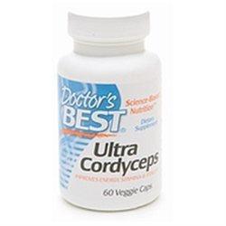 Doctor's Best Ultra Cordyceps, Veggie Caps, 60 ea