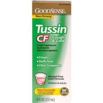 Good Sense Multi-Symptom Daytime PE Cold & Flu Relief Softgels 20 ea
