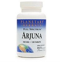 Planetary Herbals Full Spectrum Arjuna 550mg 120 tablets