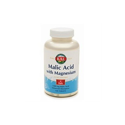 Kal Malic Acid with Magnesium - 120 Tablets