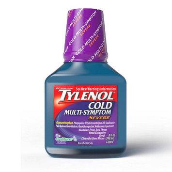 Tylenol Cold Multi-Symptom Severe Daytime Liquid