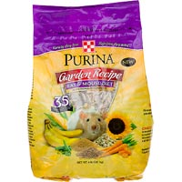 Purina Garden Recipe Rat & Mouse Diet, 4 lbs.
