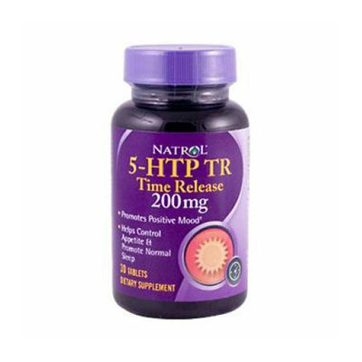 Natrol 501379 5-HTP TR Time Release