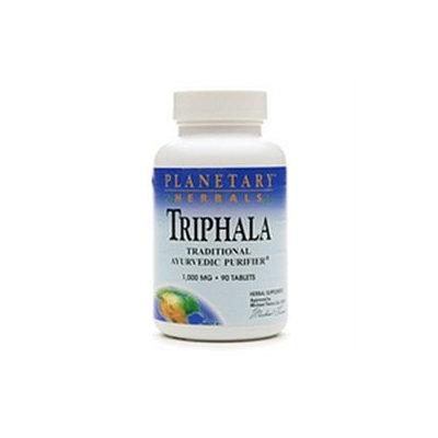 Planetary Herbals Triphala - 1000 mg - 90 Tablets